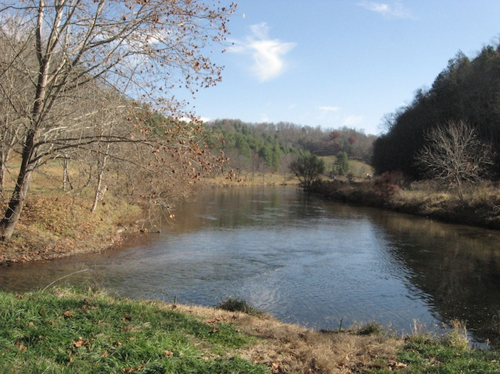 Jim malcolm blog archive 12th of november for New river nc fishing