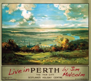 CD cover (Live in Perth)
