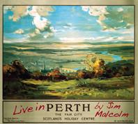 CD Cover (Live in Perth)